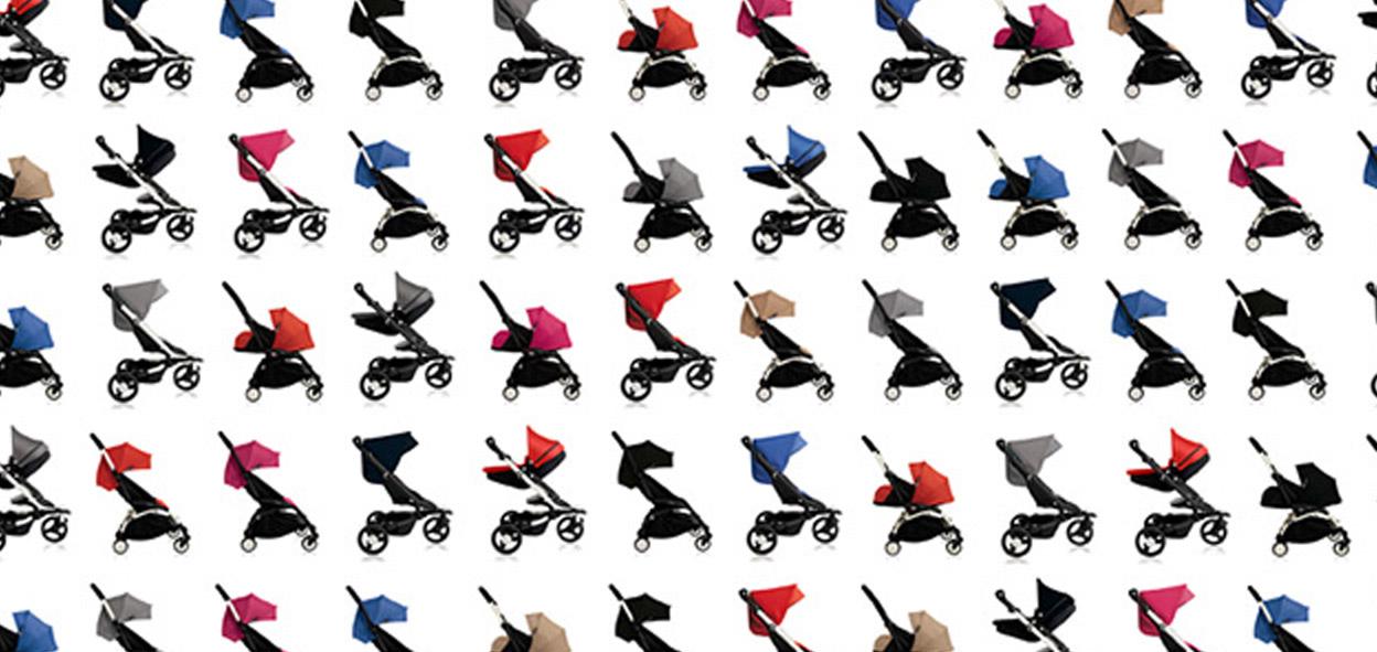 Kinderwagen Babyzen